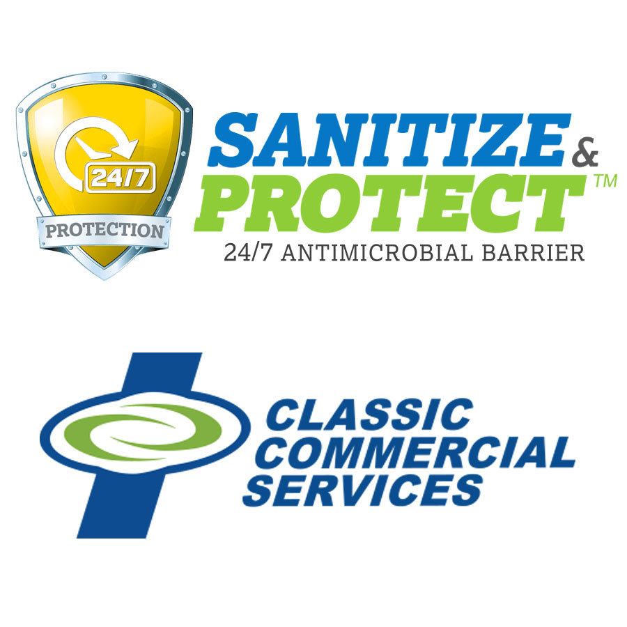 Sanitize and Protect by Classic Commercial Services