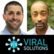 Dr. Benjamin Lefkove and Ron Sanders, founders of Viral Solutions